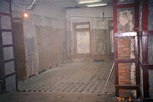 Реконструкция зданий, замена перекрытий